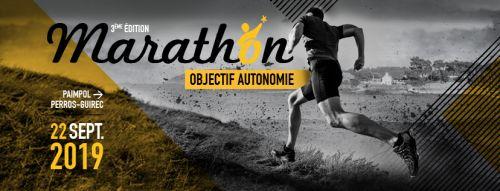 Marathon Objectif Autonomie Paimpol Perros-Guirec 2019